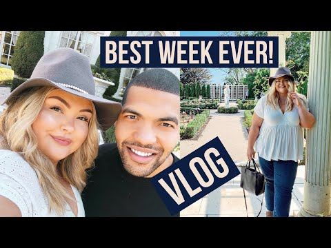 A WEEK IN MY LIFE | Boyfriend Day Trip, Fall Festival & Mama Fearless Time