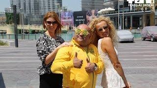 Jaafar El Guesmi live in Dubai  04 04 2014