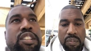 "Kanye SENDS Kim Kardashian A STRONG Message ""Don't Speak To Me Again You ..."