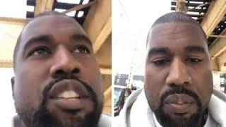 "Kanye SENDS Kim Kardashian A STRONG Message ""Don't Speak To Me Again You ..."