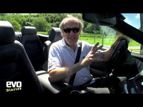 Maserati GranCabrio Sport review evo diary