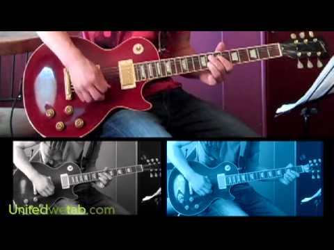 Yeah Yeah Yeahs - Maps Guitar Cover