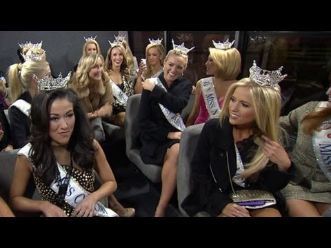 Miss America 2013 - Pageant Confidential: The Pressure Builds
