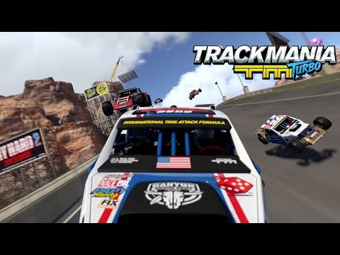 Trackmania Turbo – 4 environments, 4 driving styles [EUROPE]