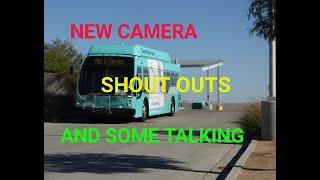 Transit Authority, ( NEW CAMERA, SHOUT OUTS & CANDID TALK ) 1st Amendment audit