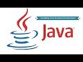 Installing Java Runtime Environment