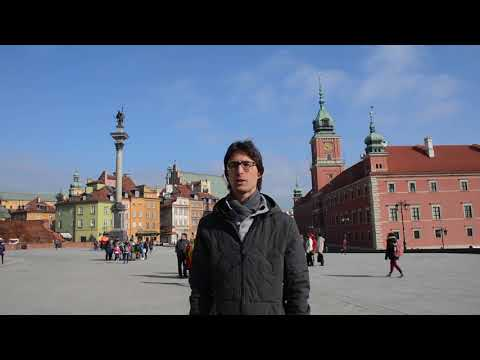 TYTUS BRZOZOWSKI (architect & painter) - Where are the best views of Warsaw? [Made in Warsaw #1]