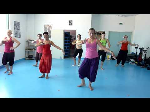 bollywood dance workshop by Moonsun