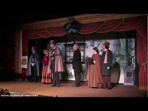 A Christmas Carol (Full Show) at Knott's Berry Farm