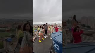 HUNGRIA GRAVANDO VIDEOCLIP COM MC LIPI- ROBÔ (NOVA 2020)