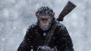 Планета обезьян: Война - Русский Трейлер фантастика 2017