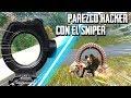 PAREZCO HACKER CON EL SNIPER !! RULES OF SURVIVAL MEJORES MOMENTOS