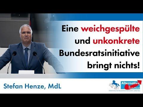 Die Landesregierung handelt weichgespült! Stefan Henze, MdL (AfD) zum Küstenschutz