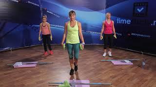 Тренируем выносливость и укрепляем мышцы с Реутовой Натальей на timestudy.ru