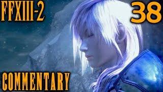 Final Fantasy XIII-2 Walkthrough Part 38 - A Surprise Boss (Vile Peaks 200 AF)