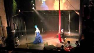 http://aokimikako.com/ 2010年10月、桜川フラミンゴでのエキゾチカサー...