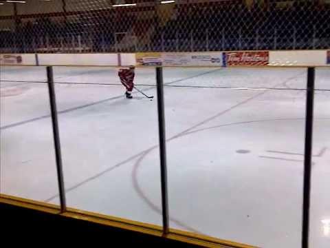 Hamilton Red wings Penalty Shot