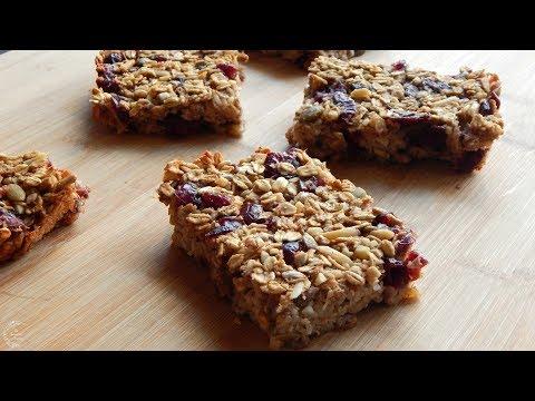 Healthy Oatmeal Breakfast Bars Recipe   The Sweetest Journey