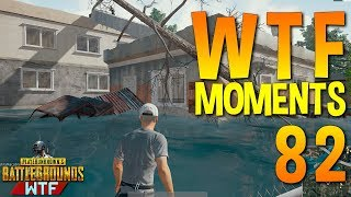 PUBG WTF Funny Moments Highlights Ep 82 (playerunknown's battlegrounds Plays)