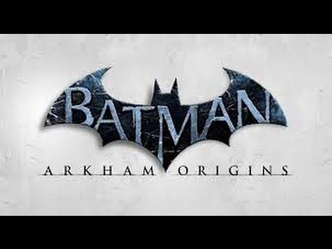 Batman Arkham Origins: Ep3 - Gotham City