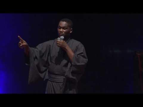 Transcendance ma frontière mentale | François REGINA | TEDxFortdeFrance