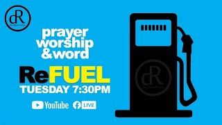 Welcome to The Refuel Worship Experience! April 20, 2021