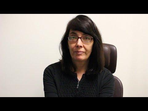 KERATOCONUS Nicole Didn't Want Cornea Transplant & Chose To Come From Canada & See Dr. Brian Instead