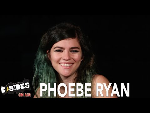 B-Sides On-Air: Interview - Phoebe Ryan Talks Songwriting, R Kelly