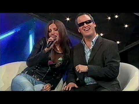 Mira Skoric i Sasa Matic - Ne smem da se zaljubim u tebe - (LIVE) - (TV Pink 2006)