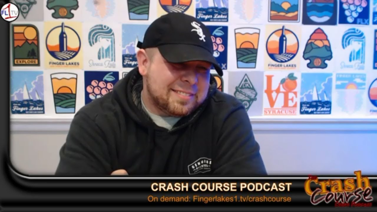 Ty Michalek, Wayne and Tim Ellison, Derby Swap Meet ..::.. Crash Course Podcast #265