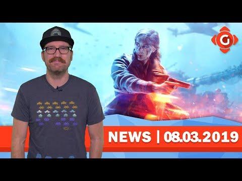 Battlefield V: Details zum Battle-Royale-Modus! Devil May Cry V: Für die Switch? | GW-NEWS thumbnail