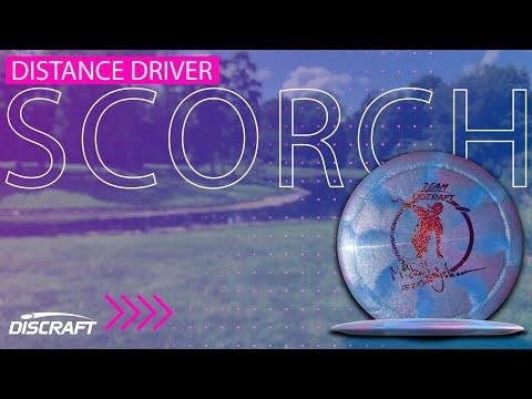 Discraft Scorch | Distance Driver Disc Review