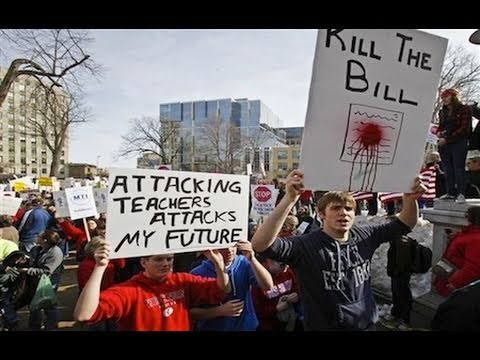 Class Struggle in Wisconsin