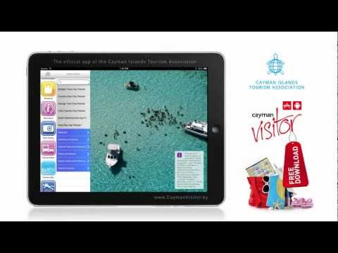 Cayman Visitor : Free travel app for Cayman Islands