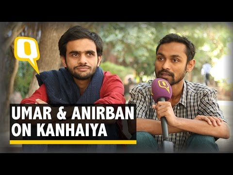 Exclusive | Umar & Anirban on Kanhaiya Kumar