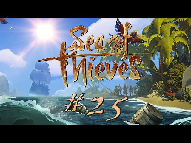 Drama um's Schwein - Sea of Thieves #25 (mit Yushina, Sygro, WayoNaise)