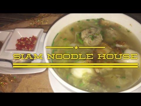 Siam Noodle House President's Avenue corner Aguirre Avenue Sucat Paranaque by HourPhilippines.com