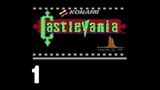 Castlevania #1 -  BIG BAT