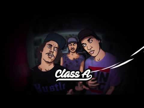Class A - Hoje tu Pode [Prod.NeoBeats] (Lyric Video)
