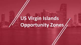 Opportunity Zones in the US Virgin Islands Panel at the 2019 NAI Florida & Caribbean Forum
