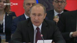 Путин призвал лидеров БРИКС объединить усилия для борьбы с терроризмом