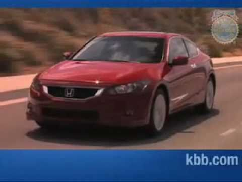 Honda Accord Coupe Video Review