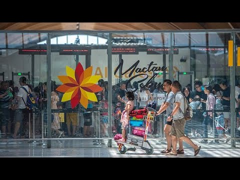 New Airport Terminal Puts Philippine City of Cebu on the International Tourism Map