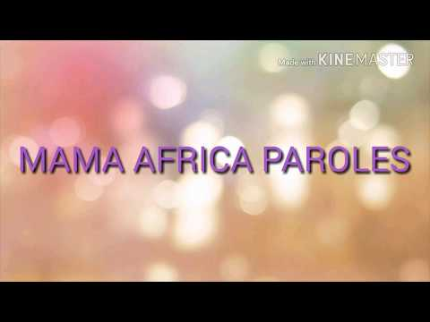 Mama Africa Kids United paroles