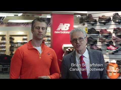 Canadian Footwear - Wellness boosting energy