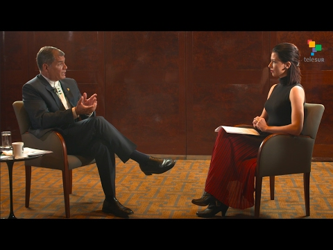 Empire Files: President Correa on His Legacy & Critics