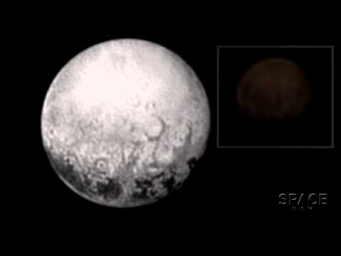 Pluto-Charon Cliffs, Craters and Chasms? New Pics Reveal Fea