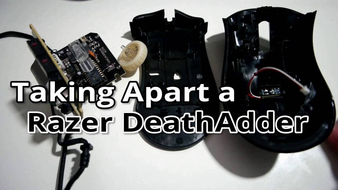 Razer Deathadder Disassembly Cleaning Internals And Fixing Scroll No Disassemble Short Circuit See More 3 Theguardian Com Wheel Problems Youtube