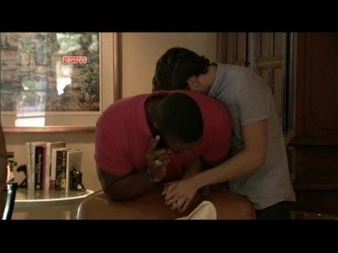 Michael Sam Celebrates Emotional Draft Pick Moment With Boyfriend