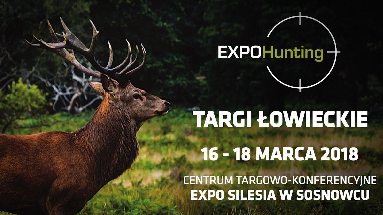 Zaproszenie do Sosnowca na targi Expo Hunting